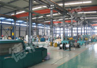 淮安s11油浸式变压器生产线